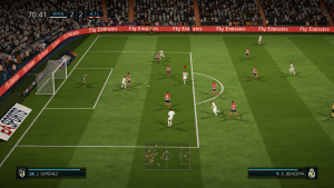 Real Madryt - Atletico XBOX ONE S FIFA 18